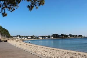 Bénodet - La plage du Trez